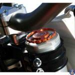 Compression/Rebound Adjuster Wheels for KTM WP Forks 07 - 11 KTM125/250/250F/300/450F/525F