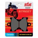 Bremsbelag SBS 550HF Street Ceramic