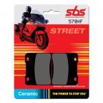 Bremsbelag SBS 578HF Street Ceramic