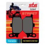 Bremsbelag SBS 528HF Street Ceramic
