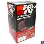 K&N Tauschluftfilter Universelle Luftfilter Ersatzluftfilter Kit 57S-4000