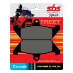 Bremsbelag SBS 594HF Street Ceramic