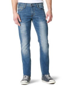 Mustang - Slim Fit - Herren 5-Pocket Jeans, Farbe authentic used, Oregon Tapered K (3112-5455)