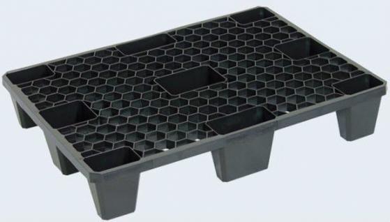 Kunststoffpalette Palette Leichtpalette Industriepalette 55342 - Vorschau