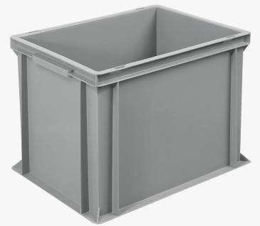 6x Stapelbehälter Lagerkasten Transportbehälter Kunststoffkiste Lagerkiste 55507 - Vorschau