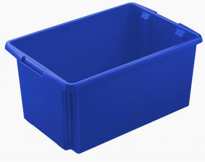 Stapelbehälter Kunststoffkiste Drehstapelbehälter Vielzweckbehälter 55671