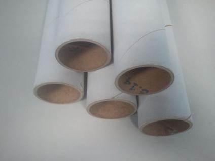5x Papprollen Papprohre Versandhülsen Versandrollen Bastelrolle