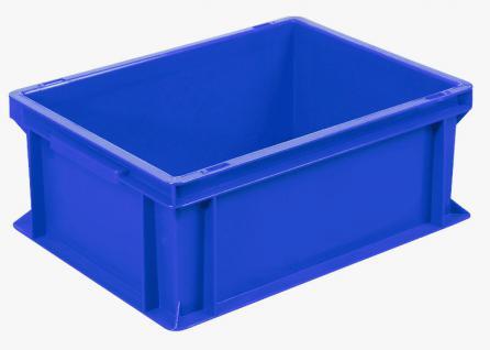 14x Stapelbehälter Lagerkasten Transportbehälter Kunststoffkiste Kiste 55503