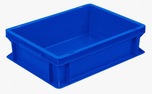 10x Stapelbehälter Lagerkasten Transportbehälter Kunststoffkiste Kiste 55500