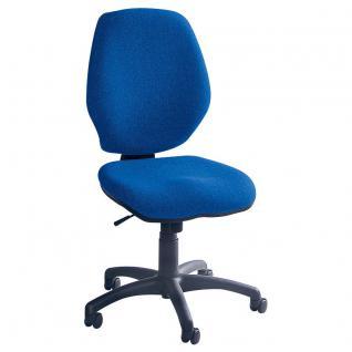 Bürodrehstuhl Stuhl Bürostuhl Schreibtischstuhl Polsterstuhl 56518 - Vorschau