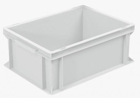 14x Stapelbehälter Lagerkasten Transportbehälter Kunststoffkiste Kiste 22039 - Vorschau