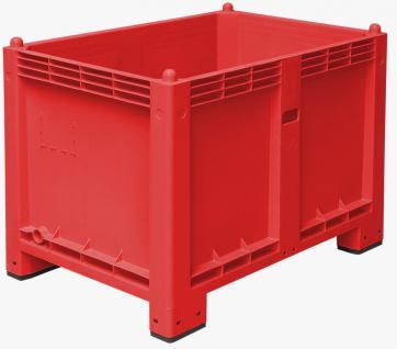 Palettenbox Volumenbox Winzerbox Spähnebox Großbox Obstbox 55111 - Vorschau