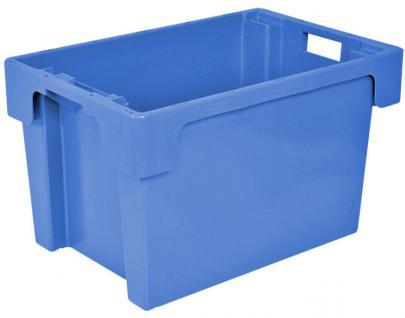 Drehstapelbehälter Stapelbehälter Platzsparbehälter Kunststoffkiste 55049