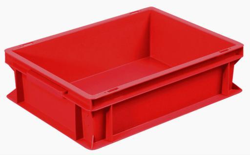 20x Stapelbehälter Lagerkasten Transportbehälter Kunststoffkiste Kiste 55499 - Vorschau