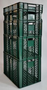 B-Ware Kisten Stapelbehälter Lagerkasten Brötchenkorb Kunststoffkiste Kistenset