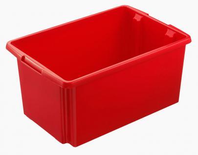 Stapelbehälter Kunststoffkiste Drehstapelbehälter Vielzweckbehälter 55666 - Vorschau