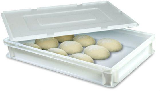 Pizzabehälter Teigbehälter Kunststoffkiste Teiglingkiste 20499/55972 - Vorschau