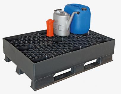 Sicherheits - Auffangwanne Kunststoffwanne Gefahrgutwanne Umwelttechnik 70004 - Vorschau