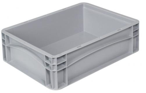 10 Stück Kunststoffkiste Stapelbehälter Behälter Kiste Transportbox 21009
