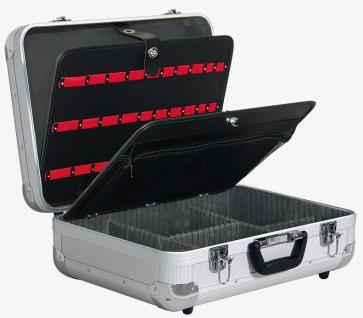 Werkzeugkoffer Alukoffer Materialkoffer Transportkoffer 58528
