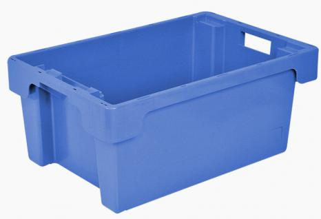 Drehstapelbehälter Stapelbehälter Platzsparbehälter Kunststoffkiste 55047 - Vorschau