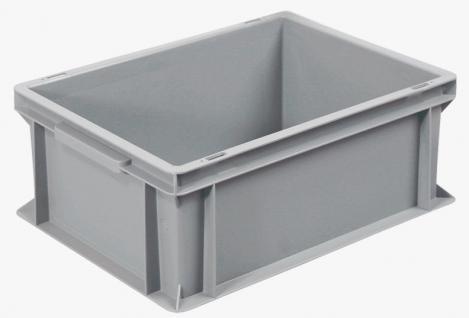 7x Stapelbehälter Lagerkasten Transportbehälter Kunststoffkiste Lagerkiste 55501
