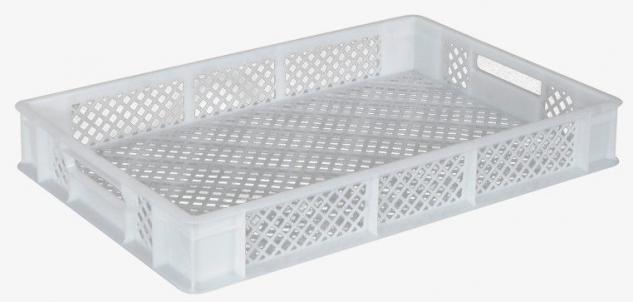 Stapelbehälter Lagerkasten Brötchenkorb Kunststoffkiste Lagerkiste 55889 - Vorschau