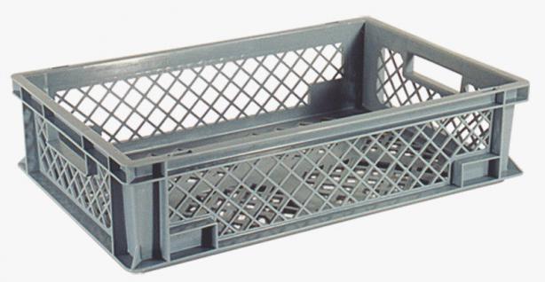 Stapelbehälter Lagerkiste Industriebehälter Transportkiste Kunststoffkiste - Vorschau