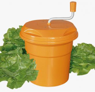 Salatschleuder Sieb Salattrockner Salatmanager Kräuterschleuder 12 Liter 55239 - Vorschau