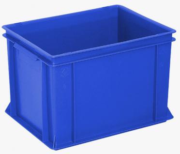 8x Stapelbehälter Lagerkasten Transportbehälter Kunststoffkiste Lagerkiste 55325