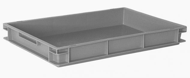 Kunststoffkiste Rutschkasten Schlittenkasten Stapelbehälter 20430