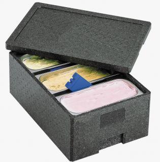 Thermobox Eiscremebox Eisbehälterbox Isolierbox Kühlbehälter EPP Box 22718 - Vorschau