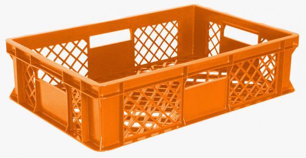 Stapelbehälter Lagerkasten Brötchenkorb Kunststoffkiste Lagerkiste 20236 - Vorschau