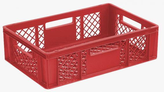 Stapelbehälter Lagerkasten Brötchenkorb Kunststoffkiste Lagerkiste 22314 - Vorschau
