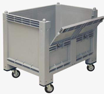 Palettenbox Kommisionierklappe Volumenbox Kommisionierbox Winzerbox 55184 - Vorschau