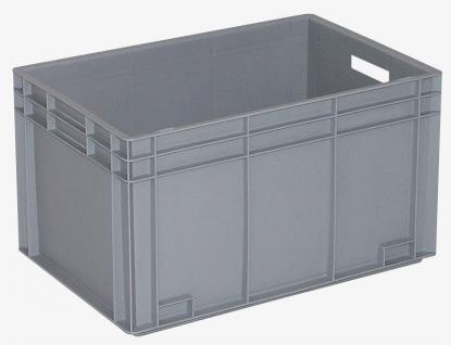 Stapelbehälter Kunststoffkiste Stapelbox Lagerkasten Kunststoffbox 55463