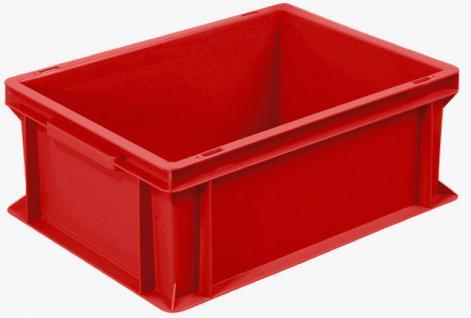 7x Stapelbehälter Lagerkasten Transportbehälter Kunststoffkiste Lagerkiste 55502