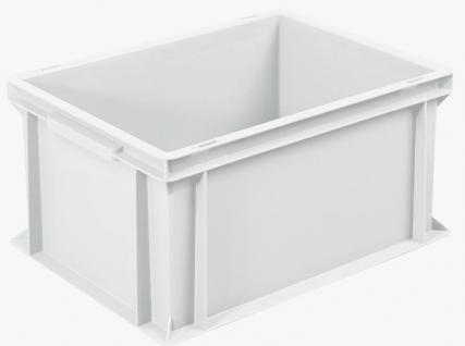 10x Stapelbehälter Lagerkasten Transportbehälter Kunststoffkiste Kiste 22032