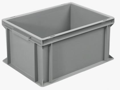 10x Stapelbehälter Lagerkasten Transportbehälter Kunststoffkiste Kiste 55504