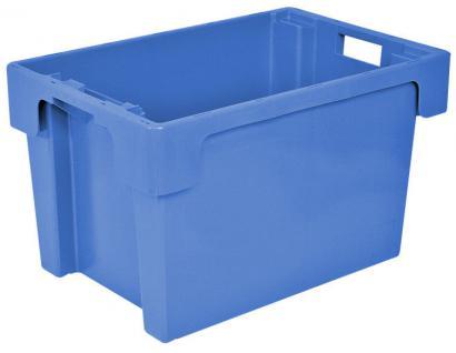 Drehstapelbehälter Stapelbehälter Platzsparbehälter Kunststoffbehälter 55327