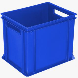 6x Stapelbehälter Lagerkasten Transportbehälter Kunststoffkiste Lagerkiste 55461 - Vorschau