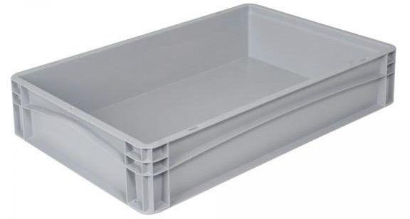 10 Stück Kunststoffkiste Stapelbehälter Behälter Kiste Transportbox 21015 - Vorschau