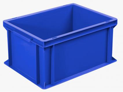 10x Stapelbehälter Lagerkasten Transportbehälter Kunststoffkiste Kiste 55506