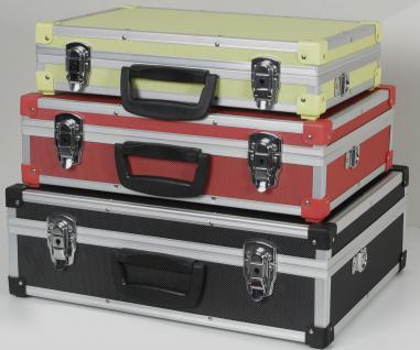 Alukofferset Kofferset Alukoffer Werkzeugkoffer Pistolenkoffer Koffer 71350 - Vorschau