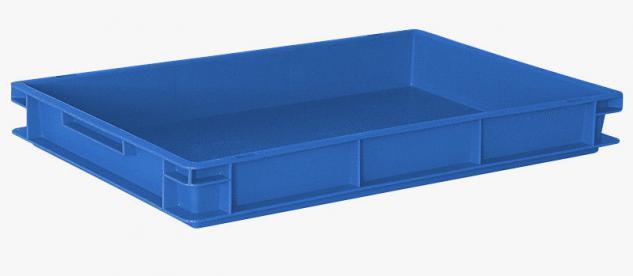 18x Kunststoffkiste Rutschkasten Schlittenkasten Stapelbehälter 20428 - Vorschau