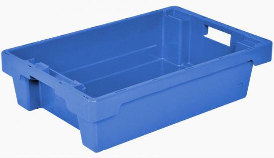 Drehstapelbehälter Stapelbehälter Platzsparbehälter Kunststoffkiste 55046 - Vorschau
