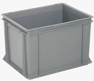 8x Stapelbehälter Lagerkasten Transportbehälter Kunststoffkiste Lagerkiste 32833 - Vorschau