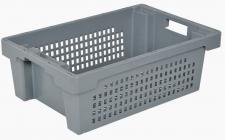 Drehstapelbehälter Stapelbehälter Platzsparbehälter Kunststoffkasten 34073