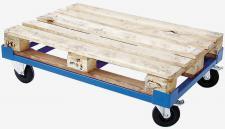 Rahmenroller Palettenwagen Palettenfahrgestell Paletten Rollwagen 1200x800 50237