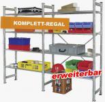 Steckregal Lagerregal Kellerregal Regal Werkstattregal Schwerlastregal 61932